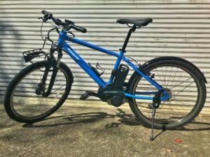 Panasonic e-bike